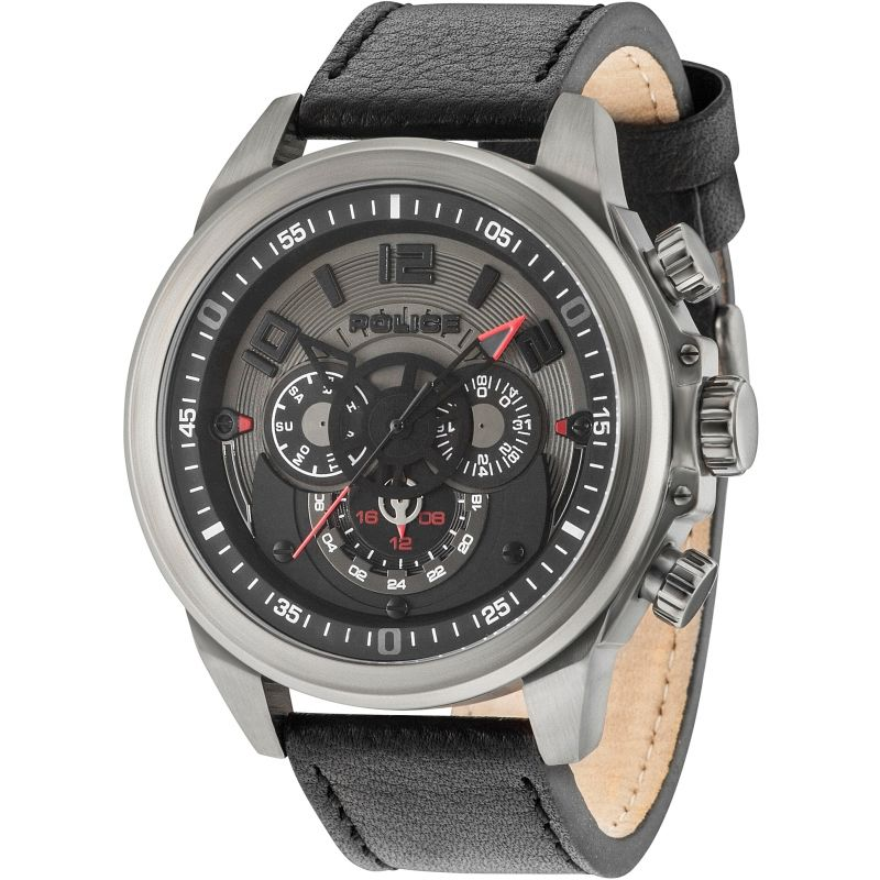 Mens Police Belmont Watch