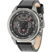 Mens Police Belmont Watch 15036JSU/61