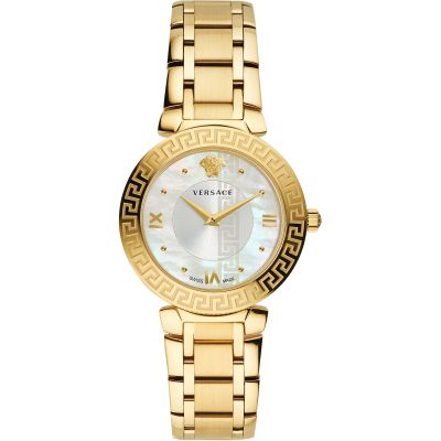 Versace Daphnis Damenuhr in Gold V16070017