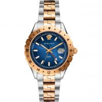 Unisex Versace Hellenyium GMT Watch V11060017