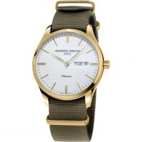 Mens Frederique Constant Classic Index Watch