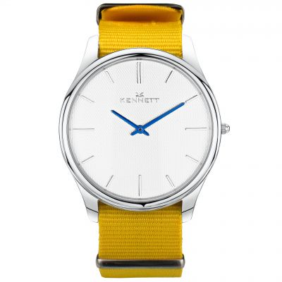 Mens Kennett Kensington Watch KSILWHYELNATO