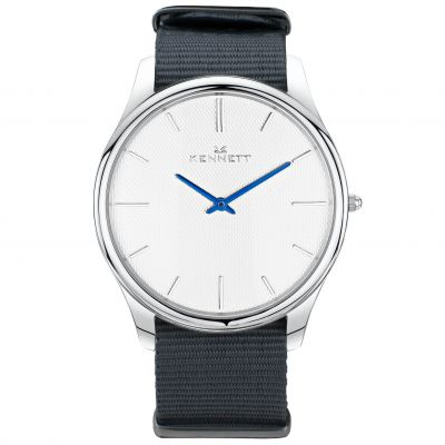 Mens Kennett Kensington Watch KSILWHGRYNATO