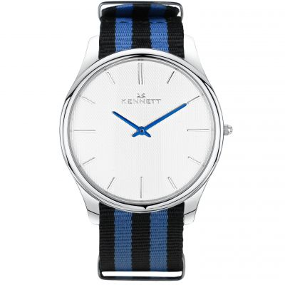 Mens Kennett Kensington Watch KSILWHDKBLLGTBLNATO