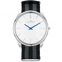 Mens Kennett Kensington Watch KSILWHBLGRYNATO