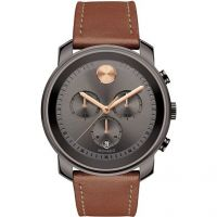 Mens Movado Bold Metals Chronograph Watch