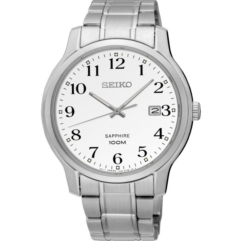 Mens Seiko Dress Watch SGEH67P1