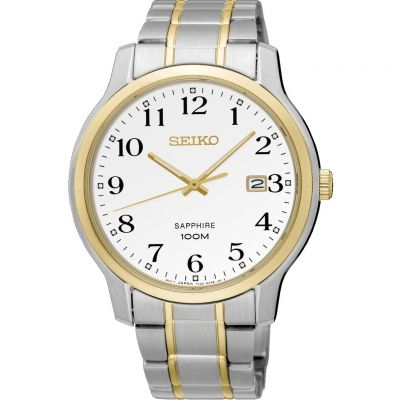 Mens Seiko Dress Watch SGEH68P1