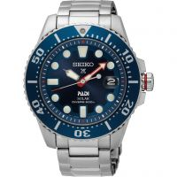 Mens Seiko Prospex Divers PADI Special Edition Solar Powered Watch