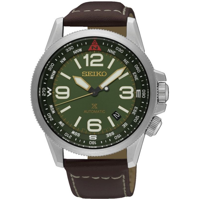 Mens Seiko Prospex Land Automatic Watch