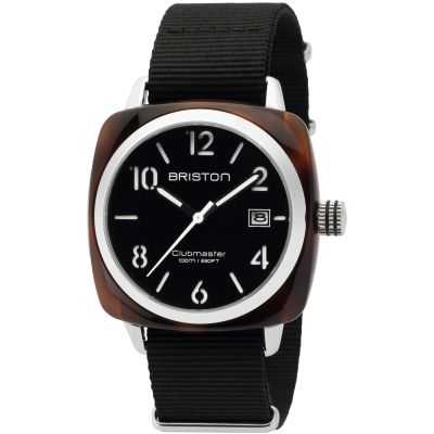 Unisex Briston Clubmaster Classic Acetate Watch 16240.SA.T.1.NB
