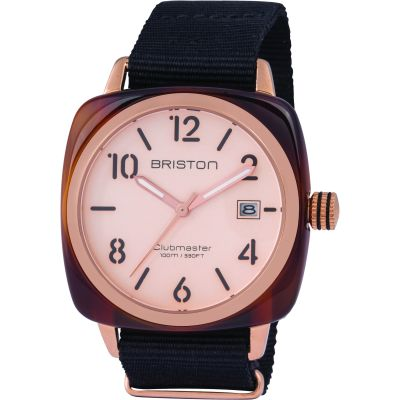 Unisex Briston Clubmaster Classic Acetate Watch 14240.PRA.T.6.NB