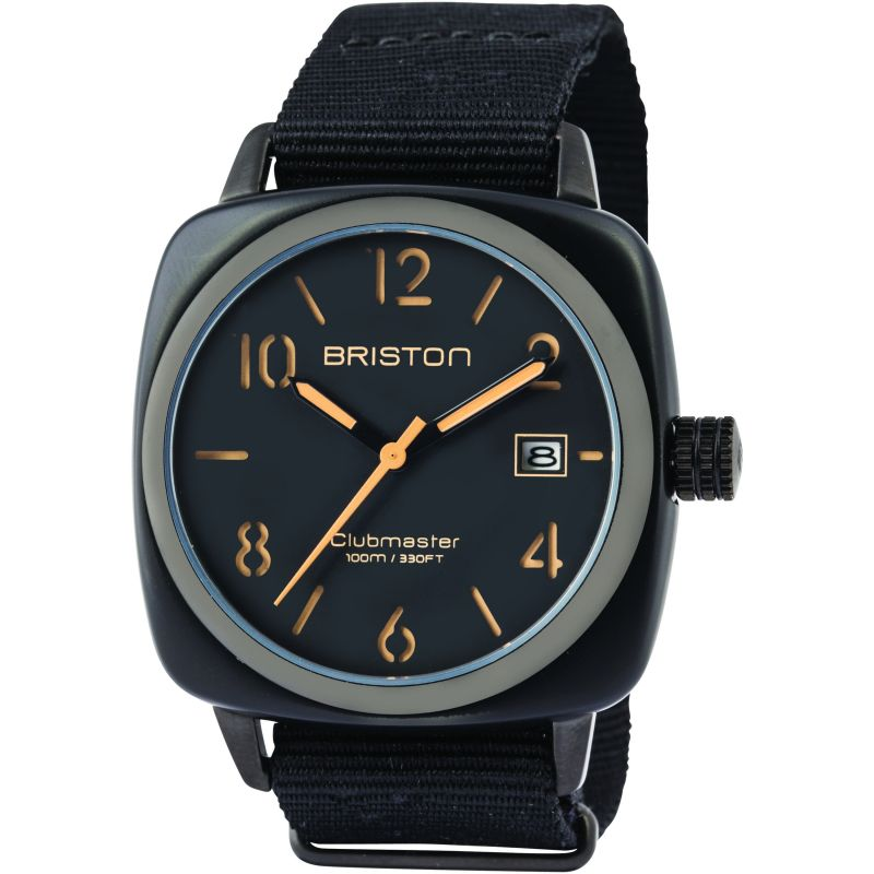 Mens Briston Clubmaster Classic Acetate Watch