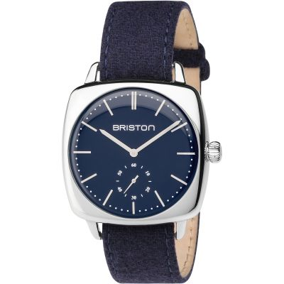 Unisex Briston Clubmaster Vintage Steel Watch 17440.PS.V.15.LFNB
