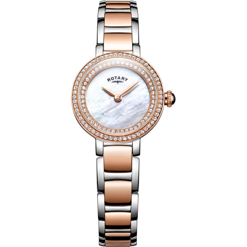Ladies Rotary Cocktail Petite Watch LB05086/41