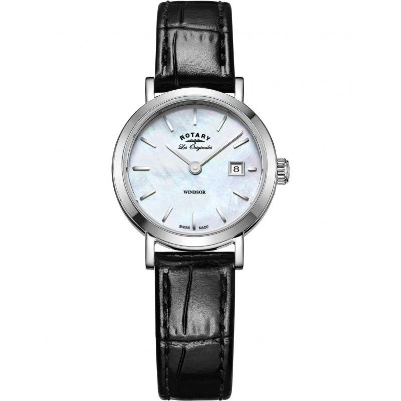 Ladies Rotary Swiss Made Windsor Watch