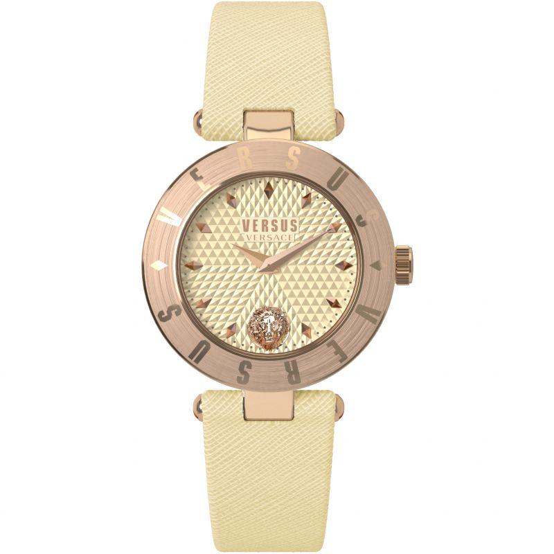 Ladies Versus Versace Logo Watch
