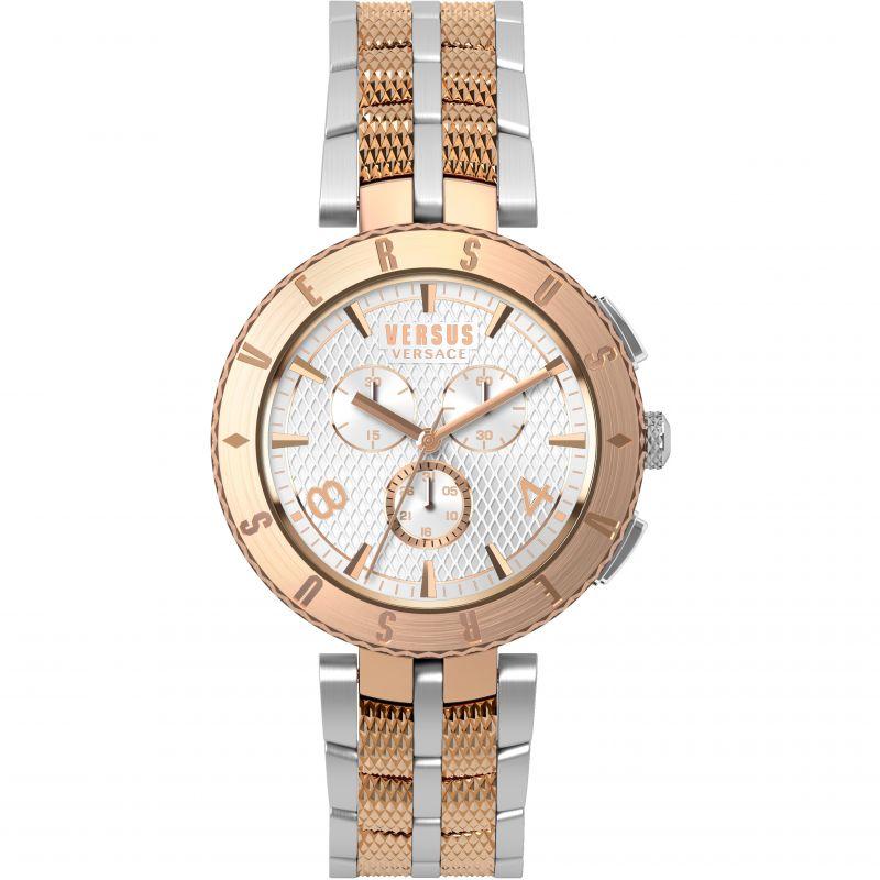 Mens Versus Versace Logo Gent Chronograph Watch