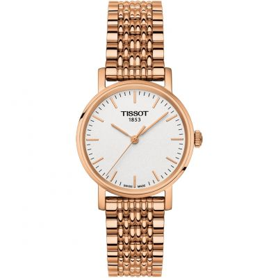 Tissot Everytime Dameshorloge Rose T1092103303100