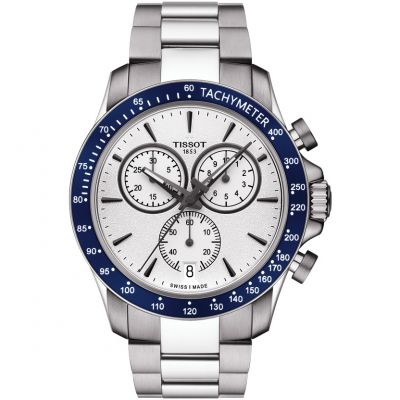 Mens Tissot V8 Chronograph Watch T1064171103100