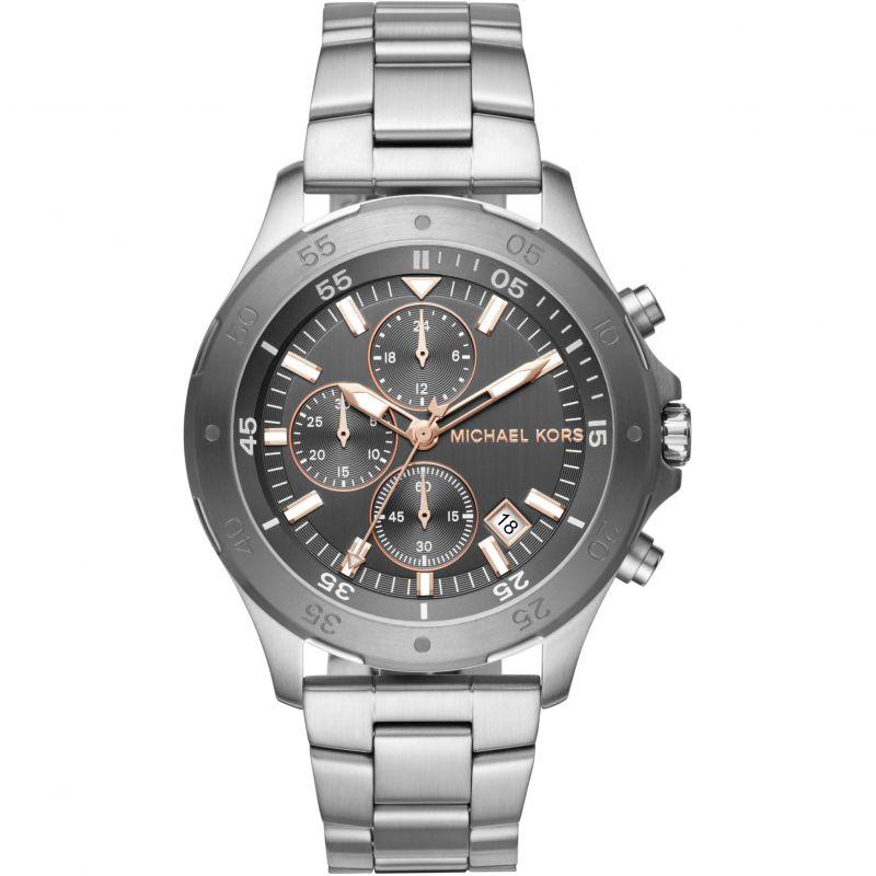 Mens Michael Kors Walsh Chronograph Watch