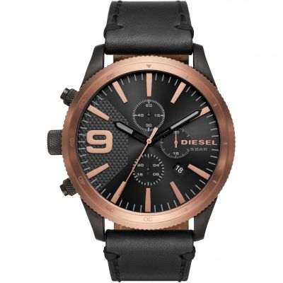 Mens Diesel Rasp Chronograph Watch DZ4445