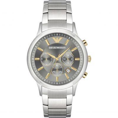 Mens Emporio Armani Chronograph Watch AR11047