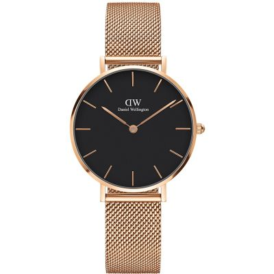 Ladies Daniel Wellington Classic Petite Melrose Watch DW00100161