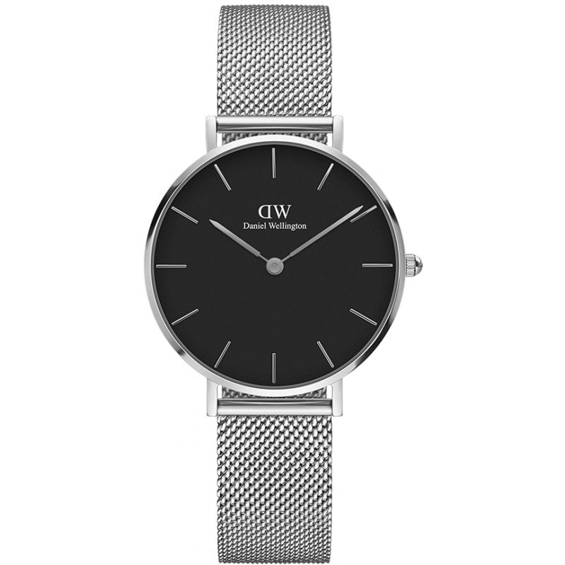 Ladies Daniel Wellington Classic Petite Sterling Watch DW00100162