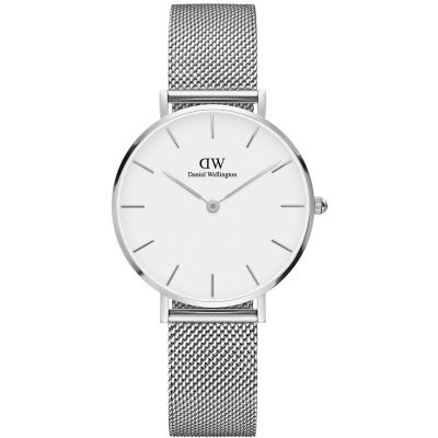 Ladies Daniel Wellington Classic Petite Sterling Watch DW00100164