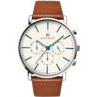 Mens Accurist London Chronograph Watch 7169
