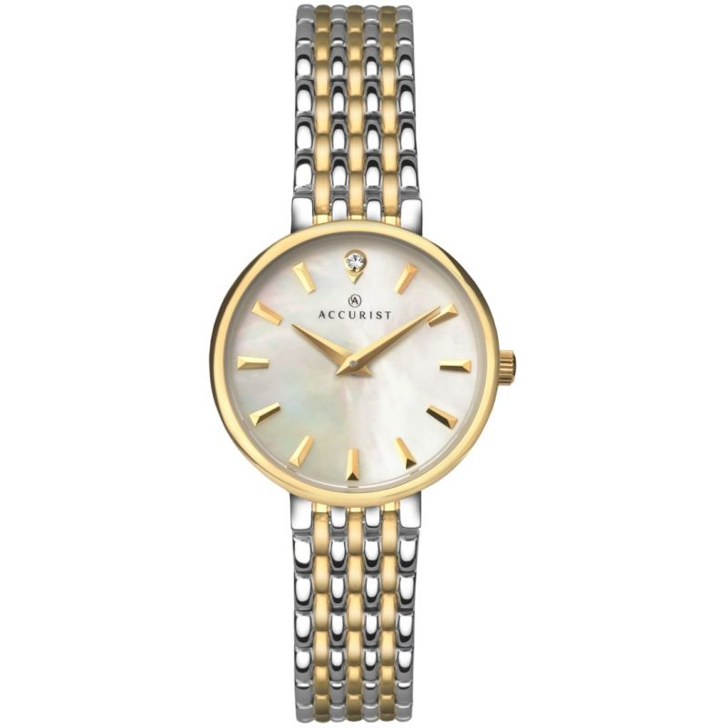 Ladies Accurist London Watch 8154