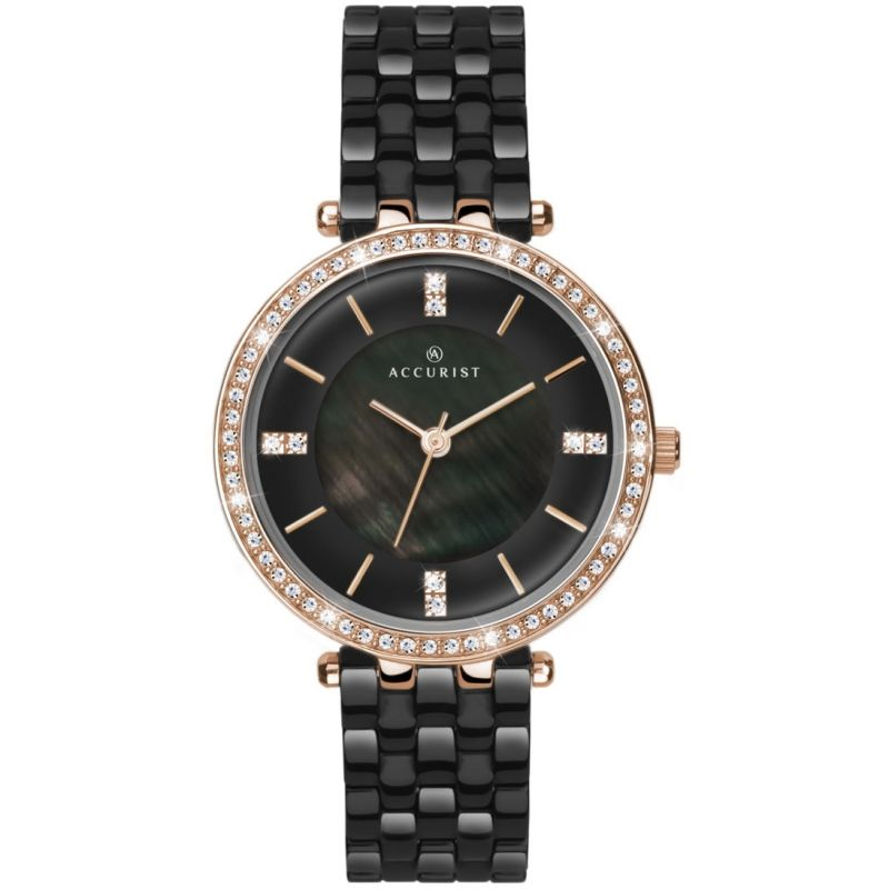 Ladies Accurist London Watch 8163