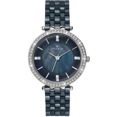 Ladies Accurist London Watch 8162