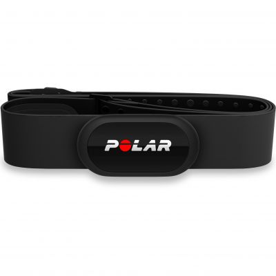 Polar M-XL H10 Heart Rate Monitor Sensor Chest Strap Bluetooth Unisexuhr in Schwarz 92061854