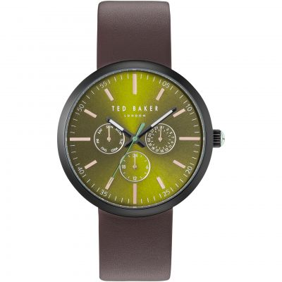 Ted Baker Jack Herrenuhr in Braun TE10031502