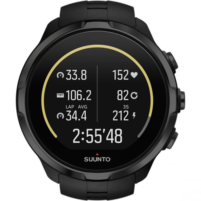 Unisex Suunto Spartan Sport Wrist HR Bluetooth Alarm Chronograph Watch