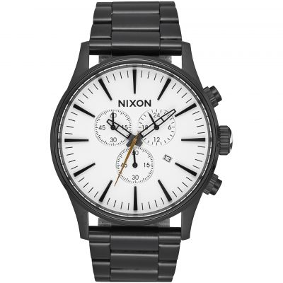 Montre Chronographe Homme Nixon The Sentry Chrono A386-756