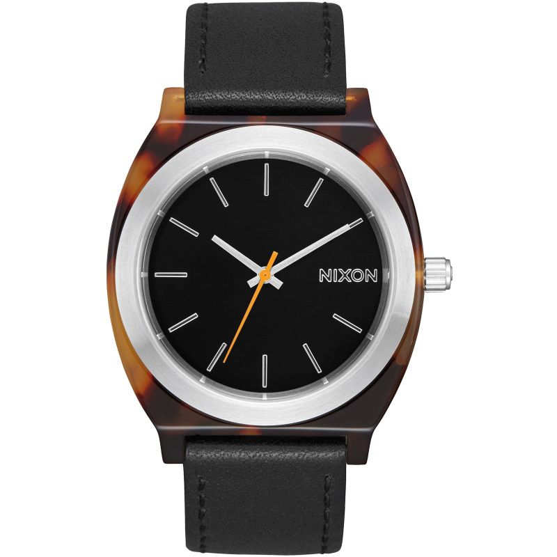 Ladies Nixon The Time Teller Acetate Watch