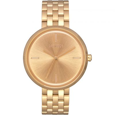 Nixon The Vix Dameshorloge Goud A1171-502
