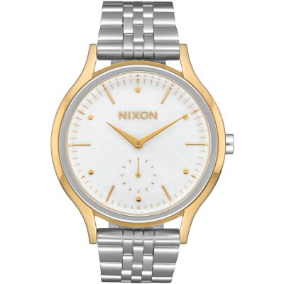 Nixon The Sala Dameshorloge Zilver A994-2703