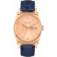 Unisex Nixon The Jane Leather Watch