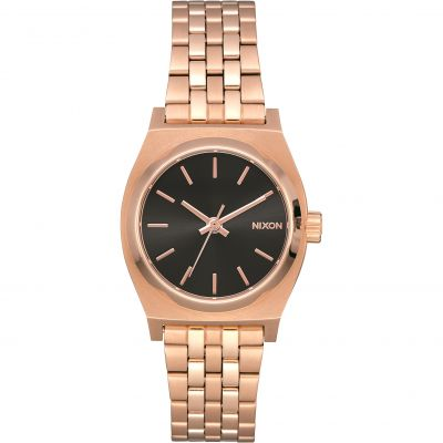 Nixon The Small Time Teller Damenuhr in Rosa A399-2598