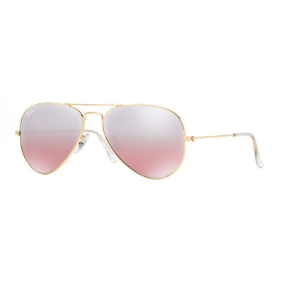 Herren Ray-Ban Sunglasses RB3025-001/3E-58