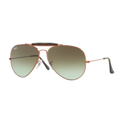Herren Ray-Ban Sunglasses RB3029-9002A6-62