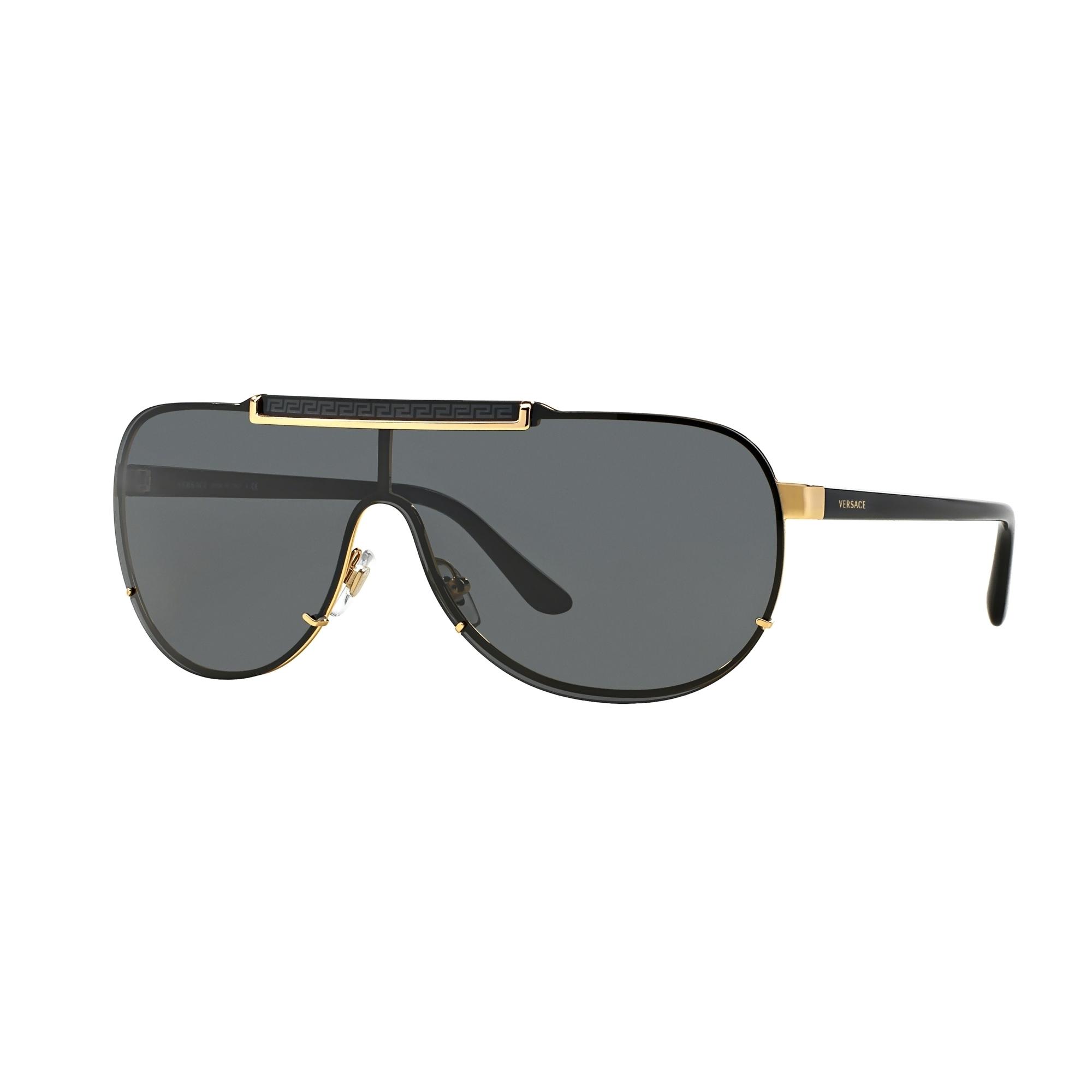 40 FR de Versace soleil Lunettes 100287 Homme VE2140 Sunglasses 1CqAnUZ