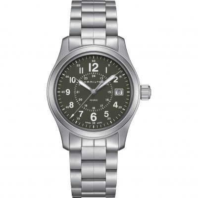 Mens Hamilton Khaki Field Watch H68201163