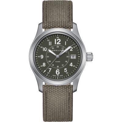 Mens Hamilton Khaki Field Watch H68201963