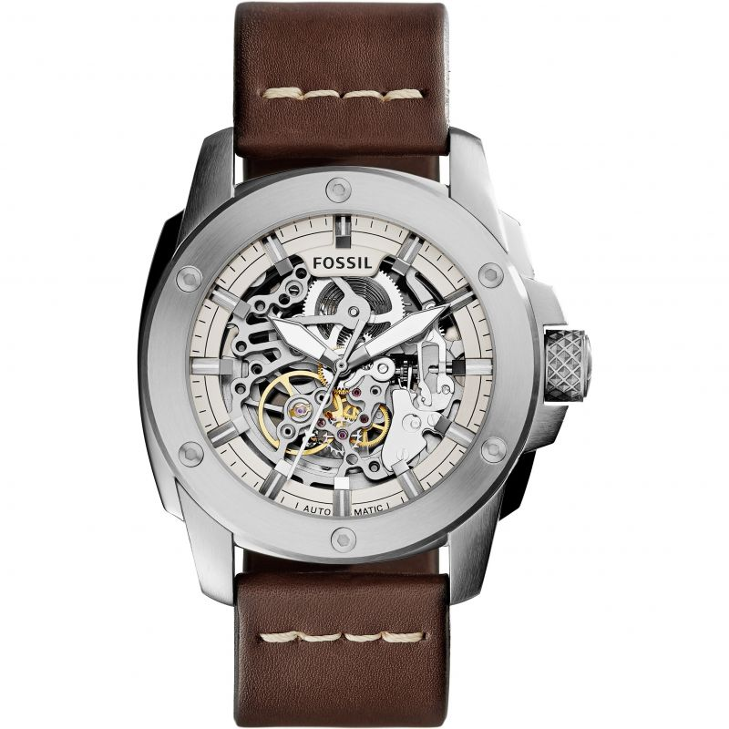 Mens Fossil Modern Machine Watch ME3083