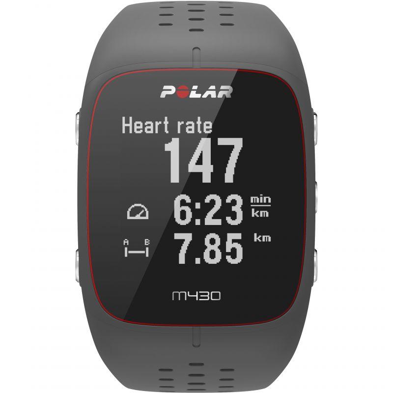 Unisex Polar M430 Bluetooth Wrist HR Smart Activity Tracker Alarm Chronograph Watch